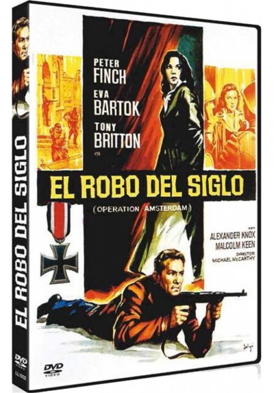 El Robo Del Siglo (Operation Amsterdam)