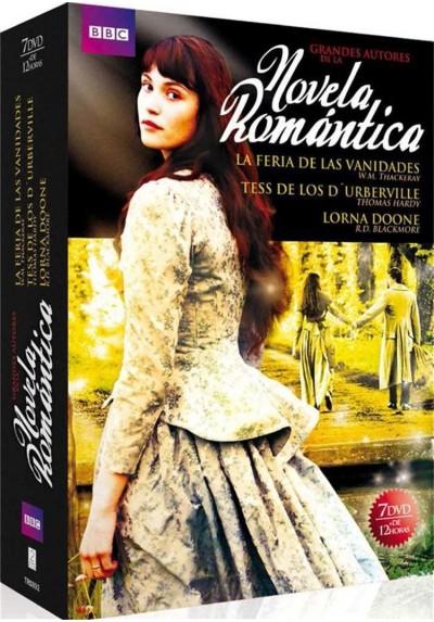 Pack Novela Romática