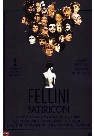 Fellini Satiricón (Fellini Satyricon)