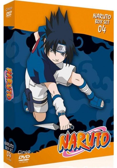 Naruto - Box Set 04