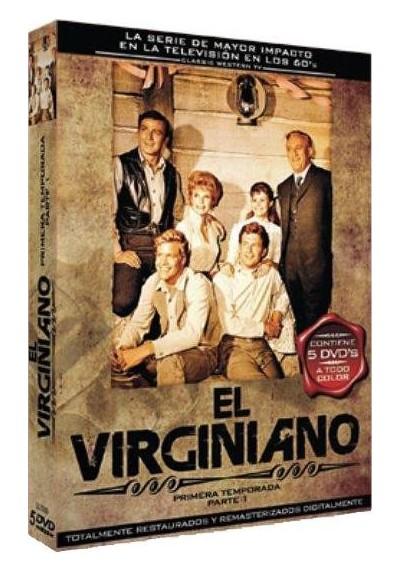 El Virginiano : Primera Temporada - Parte 1