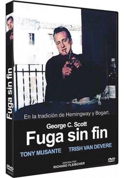 Fuga Sin Fin (The Last Run)