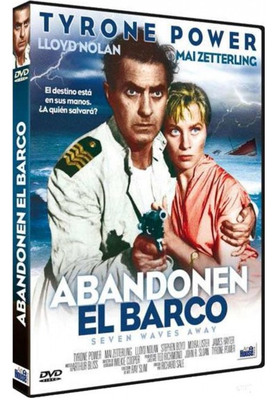 Abandonen El Barco (Seven Waves Away)