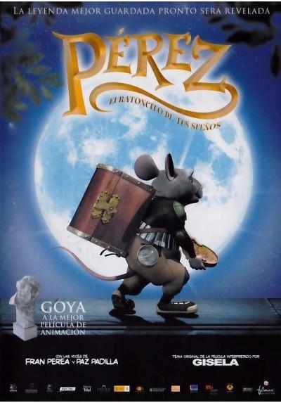 Pérez, El Ratocito De Tus Sueños