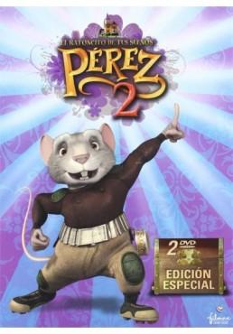 Perez, El Ratoncito De Tus Sueños 2 - Edicion Especial