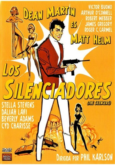 Los Silenciadores (The Silencers)