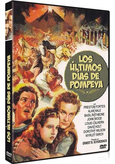 Los Últimos Días De Pompeya (1935) (The Last Days Of Pompeii)