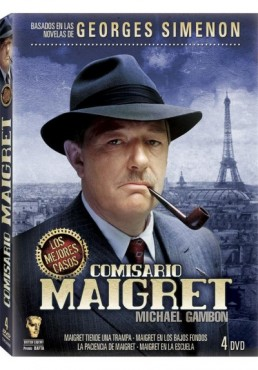 Los Mejores Casos : Comisario Maigret