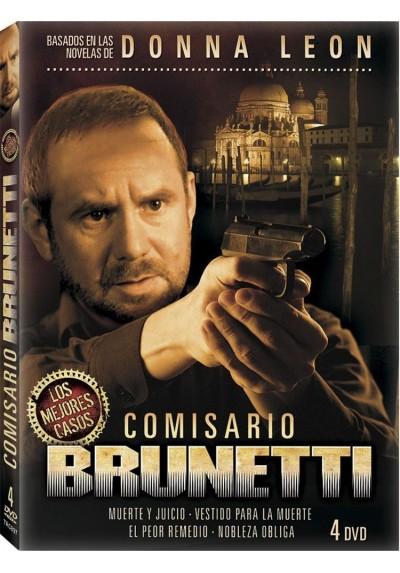 Los Mejores Casos : Comisario Brunetti
