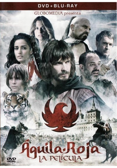 Aguila Roja - La Película (Dvd+Blu-Ray)